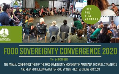 Food Sovereignty Convergence